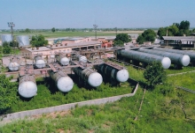 Properties of Tajik natural-gas distribution agency put for sale