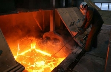 Tajik aluminum company experiences setback in production