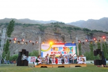 Pamir Energy organizes The Power of Happiness festival on the Roof of the World