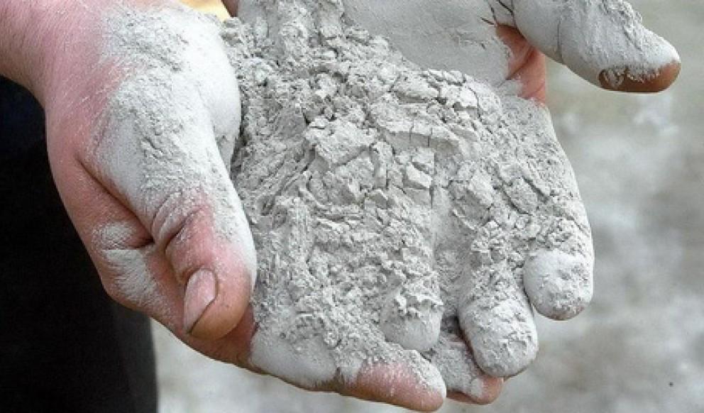 Уголок открытки, картинки цемент