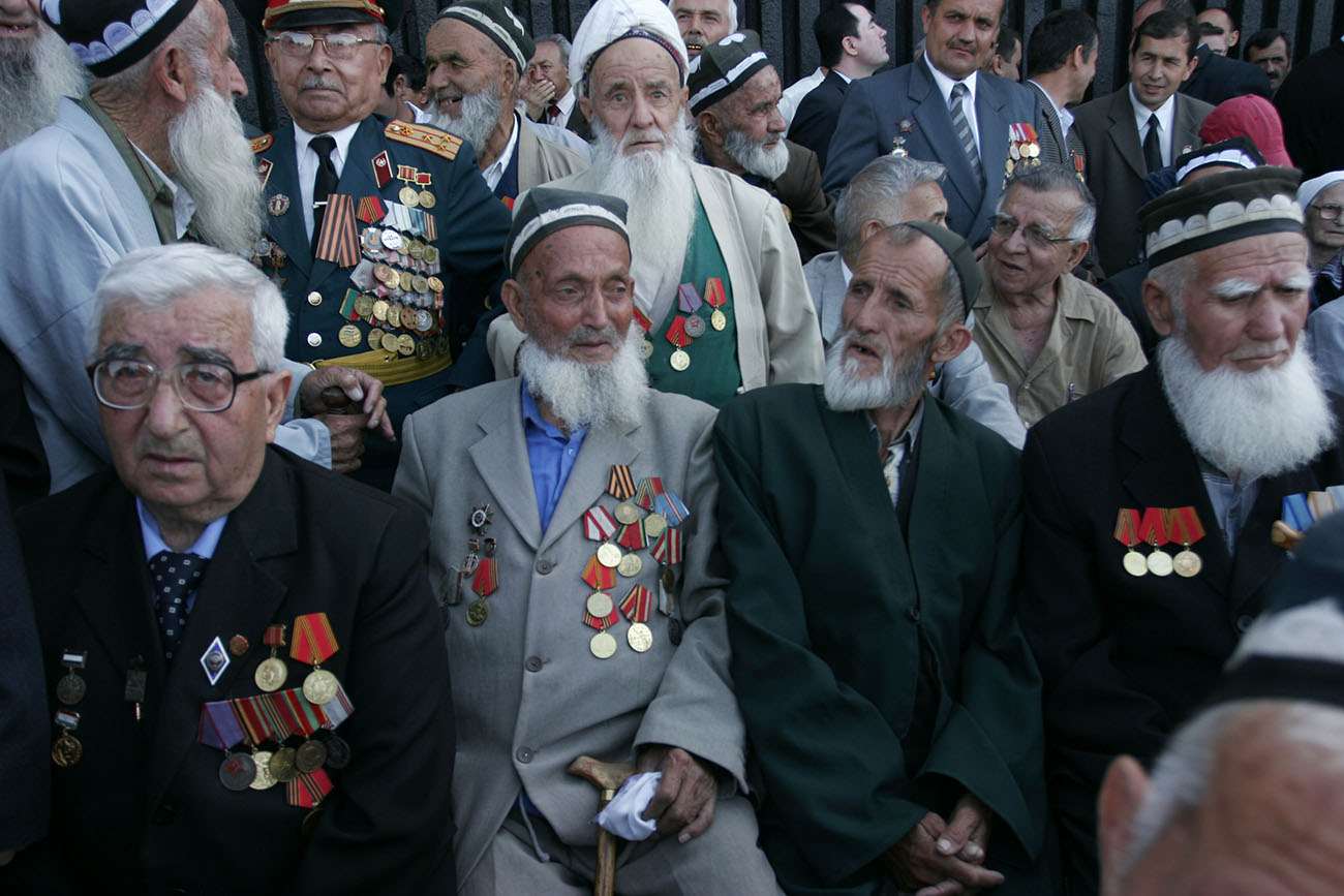 чтобы вырастить ветераны вов таджикистана фото существует много