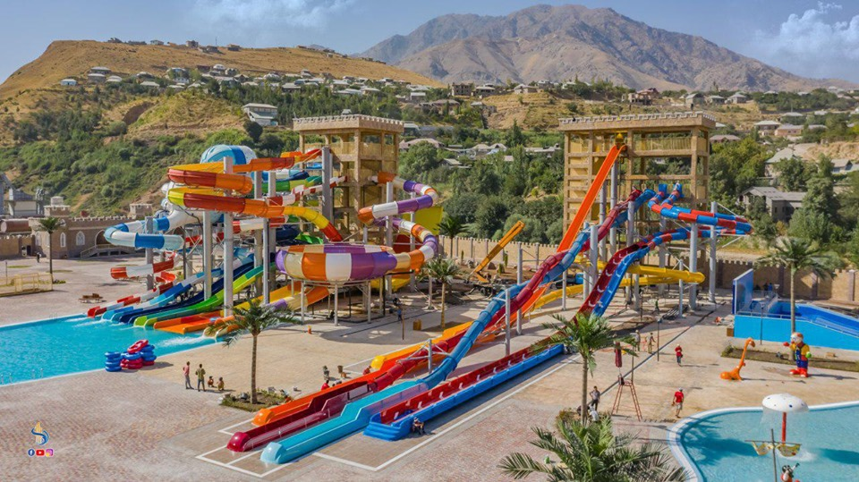 Emomali Rahmon Will Open The Largest Water Park In Central