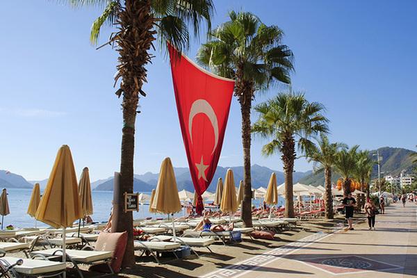 В Турции ввели налог за проживание туристов в отелях