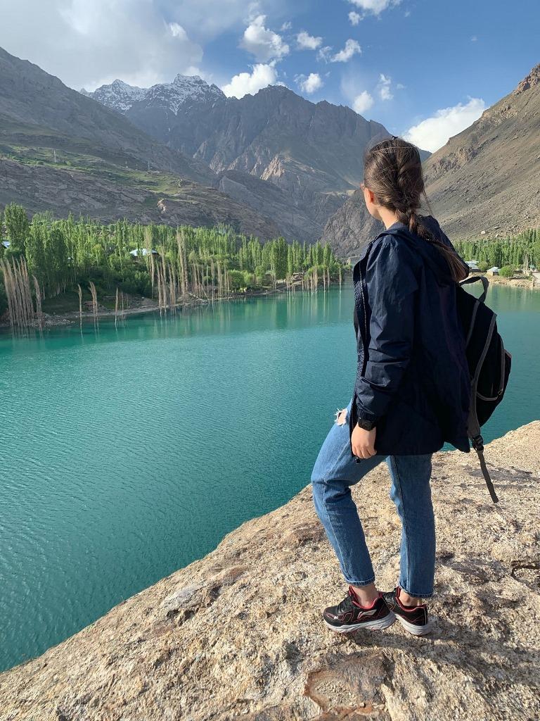 Таджикская Грета Тунберг. Эко-активистка рассказала как помочь природе