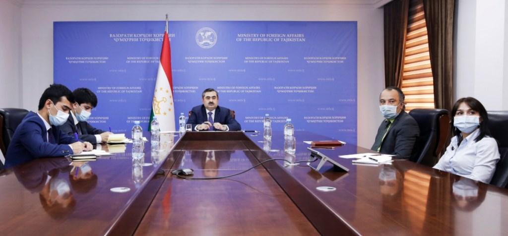 Страны Центральной Азии и ЕС обсудили вопросы предотвращения негативных последствий коронавируса