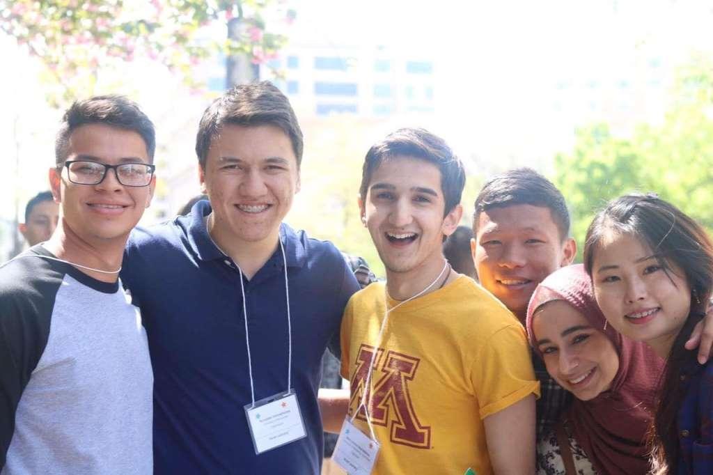 Как учиться за рубежом бесплатно? Таджикские студенты, которыми можно гордиться