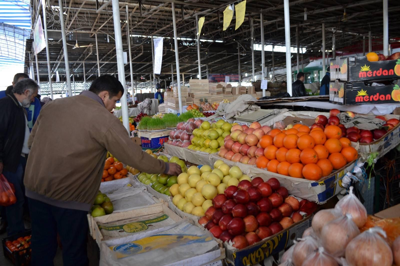Продукты питания в Таджикистане за 10 месяцев выросли почти на 10% - а авиабилеты - на 30%