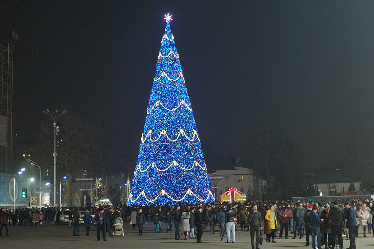 В Таджикистане из-за коронавируса запретили праздновать Новый год