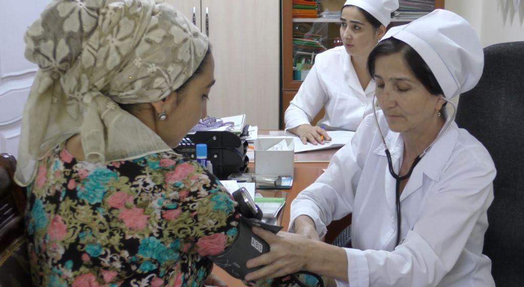 Таджикистан для улучшения медобслуживания получит дополнительный грант на $12 млн