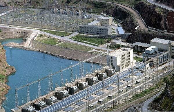 Что происходит на Нурекской ГЭС?