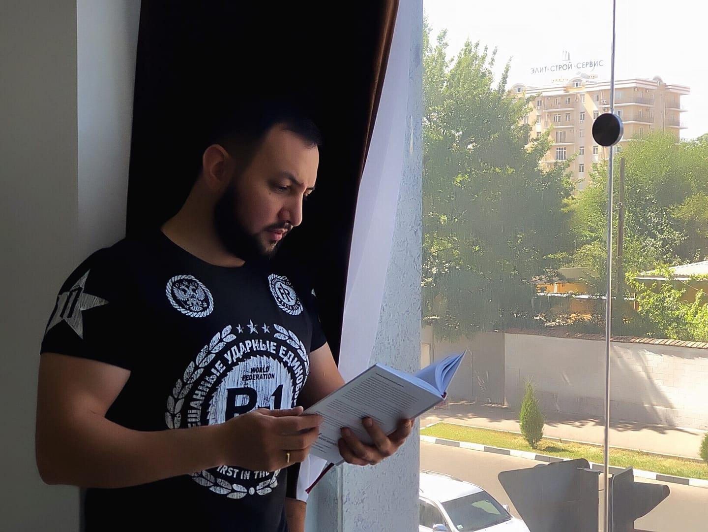 Таджикский рэпер Мастер Исмаил стал послом Ла Лиги в Таджикистане