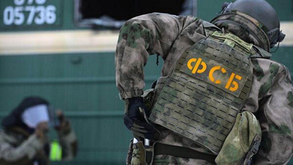 ФСБ предотвратила теракты в Московском регионе, задержан выходец из стран Центральной Азии
