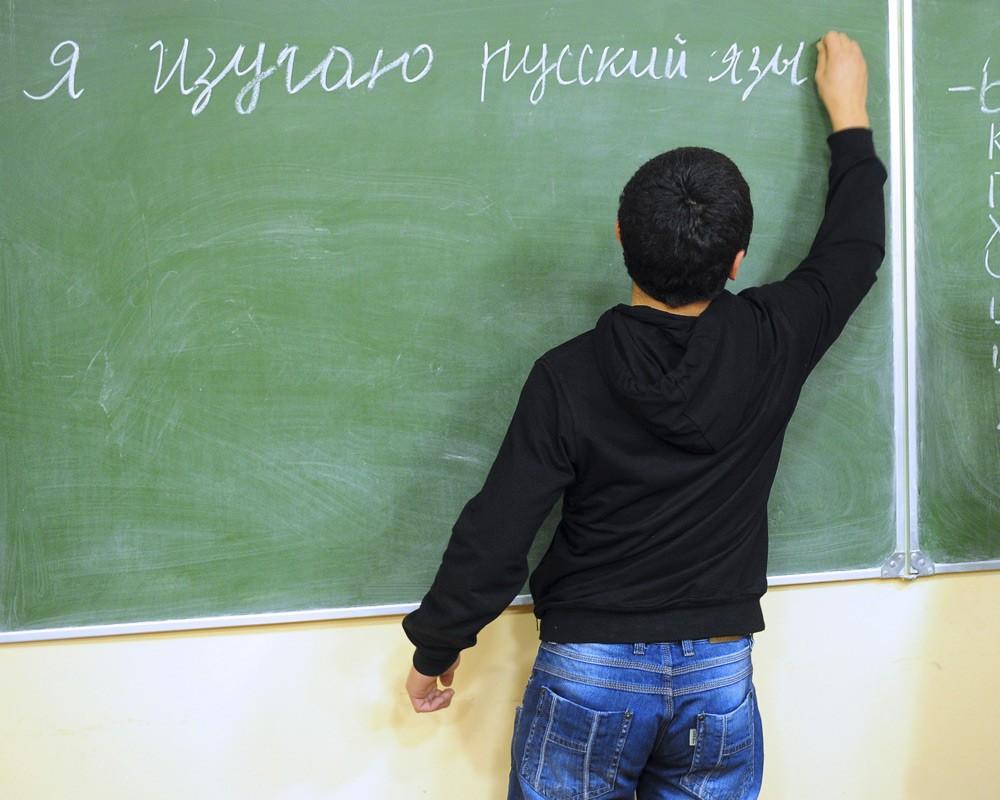 Барои ҷавонони Душанбе курсҳои омӯзиши забони русӣ ташкил шуд
