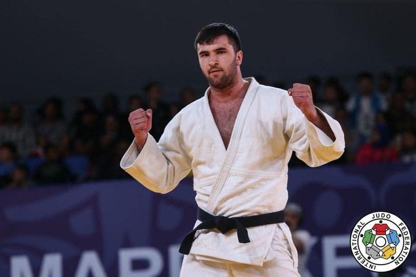 Темур Раҳимов дар World Judo Masters: як қадам то медоли биринҷӣ