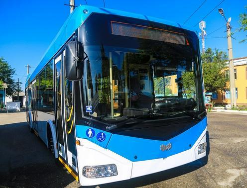 Хатсайри троллейбуси №9 дар Душанбе барқарор мешавад