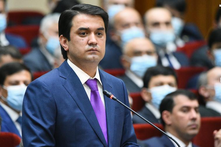 Рустам Эмомали доложил президенту, что изменится в Душанбе в 2021 году