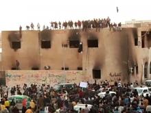 Власти Ливии ведут ожесточенные бои с оппозицией