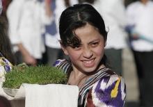 Таджикистан отмечает Навруз