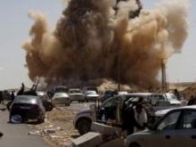 Коалиция продолжает наносить бомбовые удары по Ливии