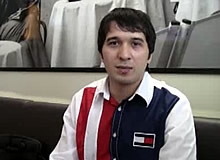 Джонибек Мурод: «Я хочу, чтобы мой единственный сын стал чтецом Корана!» (видео)
