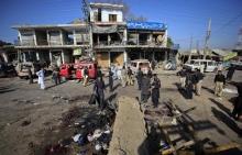 Талибы отомстили за смерть Бен Ладена