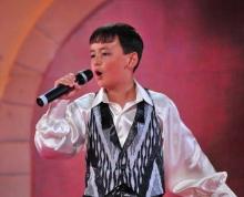 Юный певец из Таджикистана стал победителем международного конкурса в Турции