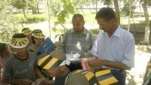 Beeline подарил праздник школе-интернату Вахшского района