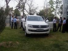«Фольксваген» представил свои новые авто в Таджикистане