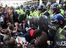Британская столица погрузилась в хаос