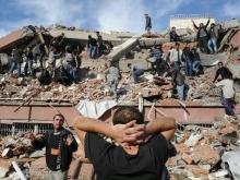 Мощное землетрясение произошло на юго-востоке Турции