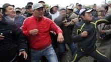 На юго-западе Казахстана произошли беспорядки
