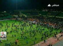 Более 70 человек погибли после футбольного матча в Египте