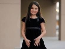 Девочка из РТ спела еще несколько песен  в прямом эфире телеканала в Дубаи
