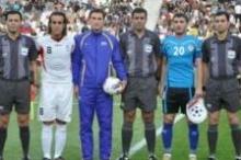 Иранские футболисты разгромили сборную Таджикистана