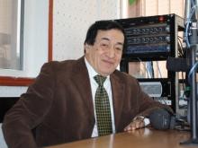 Джурабек Муродов в гостях у «Азии-Плюс»