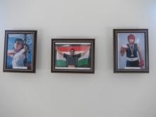 В Душанбе прошла фотовыставка, посвященная спорту