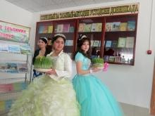 Студенты института искусств показали традиции народов стран Шелкового пути в праздновании Навруза