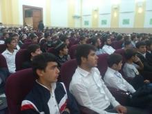 В Душанбе проходит республиканский конкурс чтецов Корана