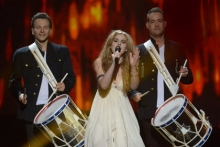 На конкурсе «Евровидение-2013» победила певица из Дании