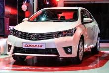 В Душанбе состоялась презентация новой Toyota Corolla