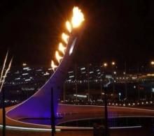 Церемония закрытия зимних Олимпийских игр