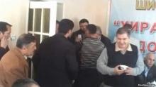 Столичный офис СДПТ снова атакован, на этот раз мужчинами