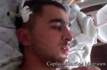 Фельдшер войсковой части района Рудаки сломал солдату шею
