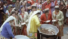 Как в Таджикистане готовятся к празднованию Навруза?