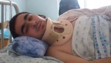 Иранские медики сделают операцию солдату Шахболу Мирзоеву