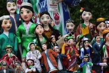 В Душанбе проходит фестиваль кукольных театров «Чодари Хаёл»
