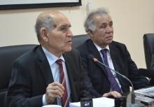 Каххор Махкамов: Таджикскому народу повезло с Эмомали Рахмоном