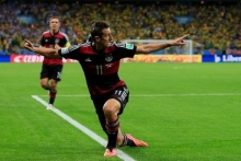 Германия разгромила Бразилию в полуфинале ЧМ-2014 со счетом 7:1