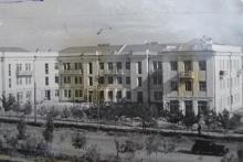 Знакомство с «другим» Душанбе: Далекие годы…