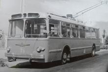 60 лет душанбинскому троллейбусу